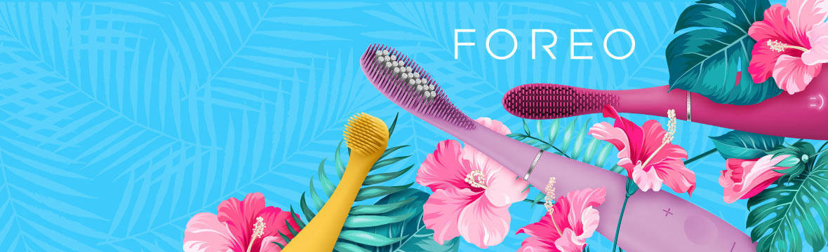 treat your skin with foreo