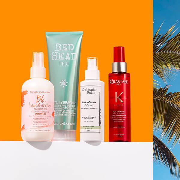 Scopri tutti i prodotti per la cura dei capelli su LOOKANTASTIC ITALIA! Ne abbiamo per tutti i gusti e le necessita'. Tutti i grandi marchi premium come <b>Kérastase, Shea Moisture</b> e <b>Redken</b>, ma non solo!