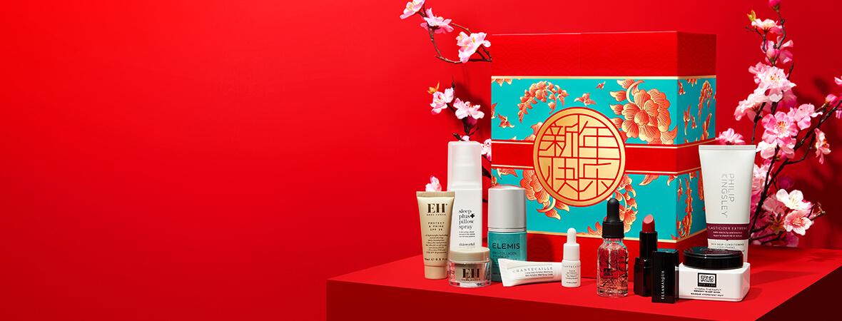 Chinese New Year beauty Box
