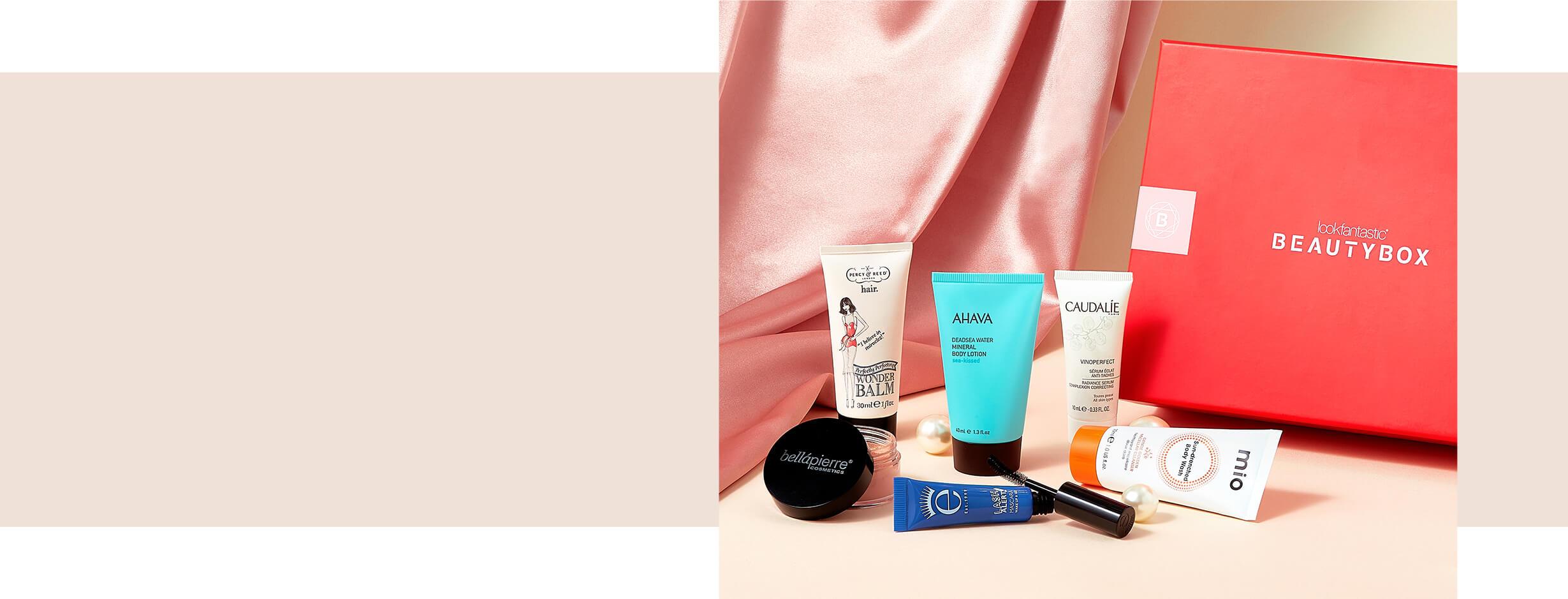 Beauty Box July Edit