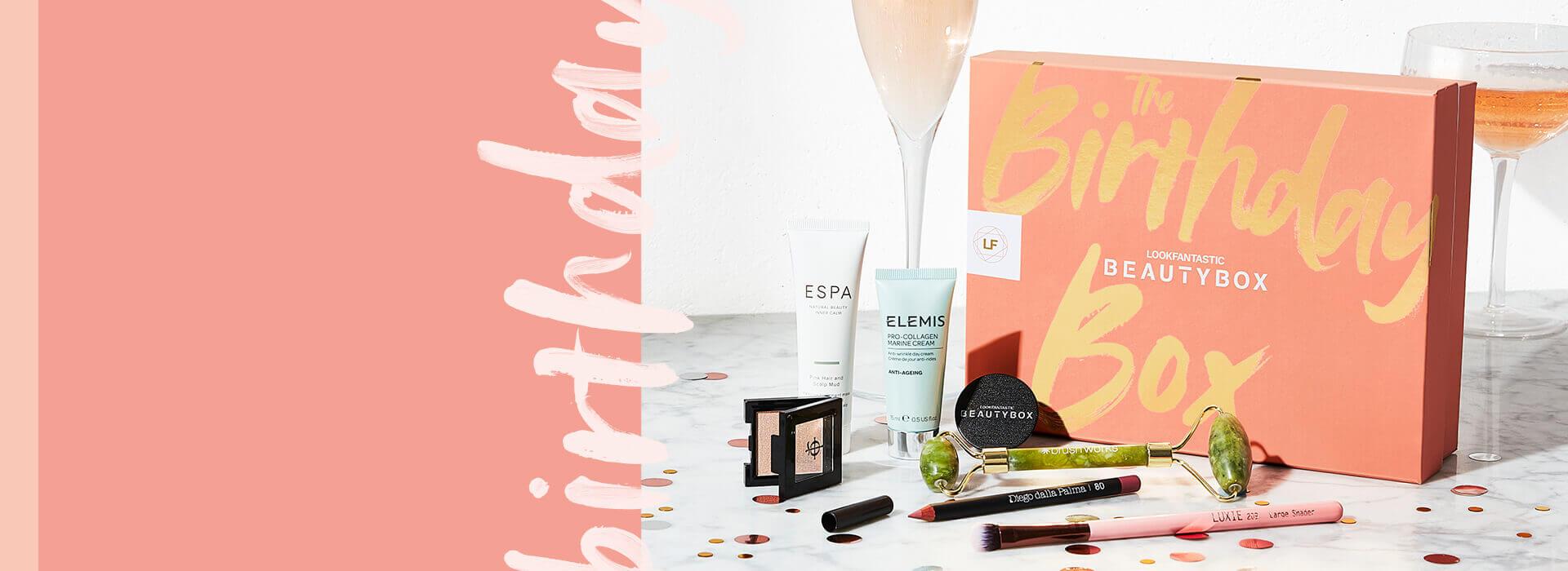Beauty Box Spring Edition
