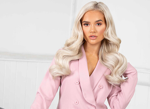 Prepare for ultimate party hair; the Molly-Mae X Beauty Works Professional Styler, shop on lookfantastic now!