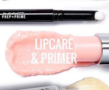 MAC Cosmetics leppepleie og primere