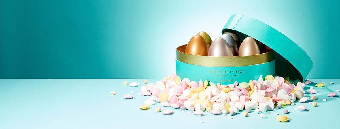 THE BEAUTY EGG COLLECTION