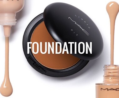 MAC teint foundation