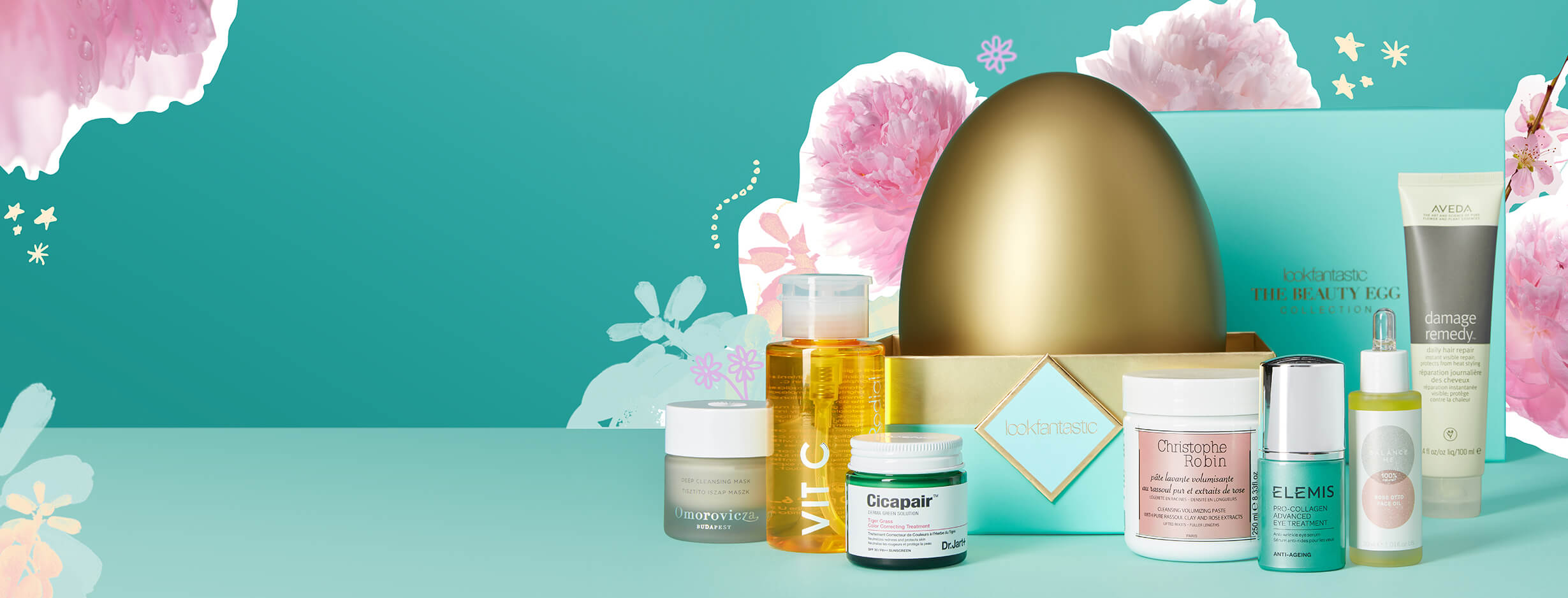 lookfantastic Beauty Egg collection