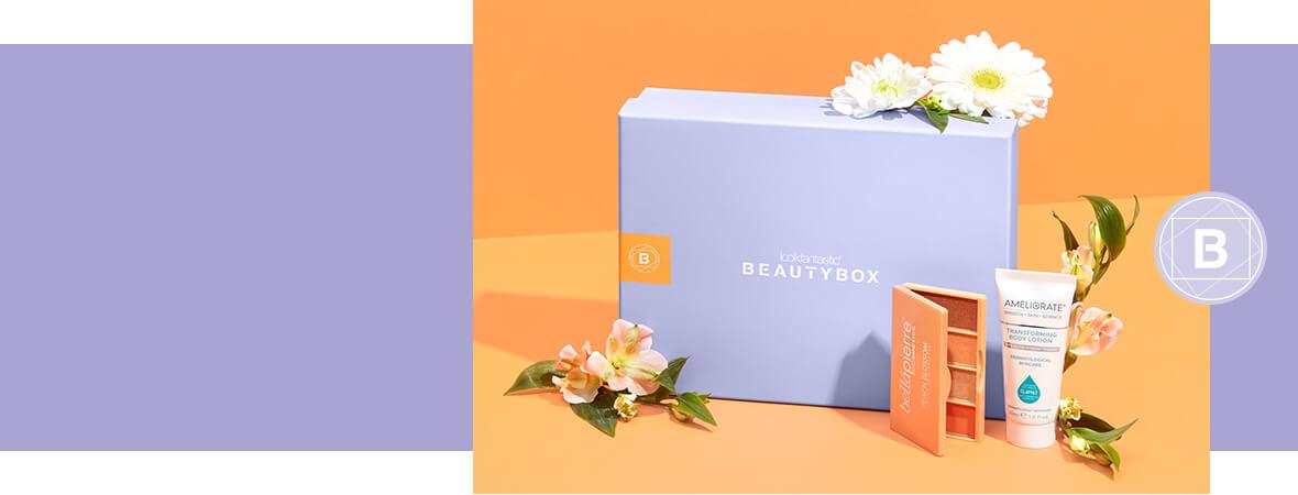 Kwietniowy Beauty Box