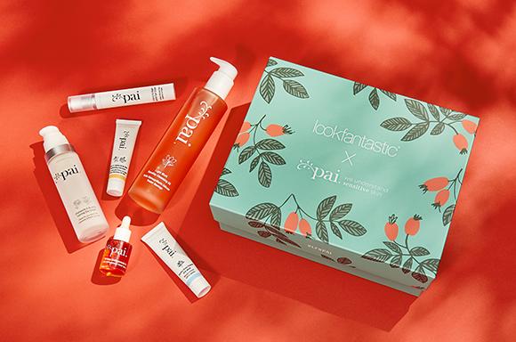 lookfantastic x PAI Beauty Box