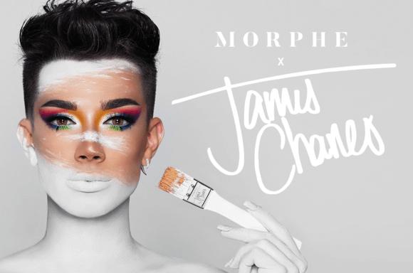 Morphe x James Charles