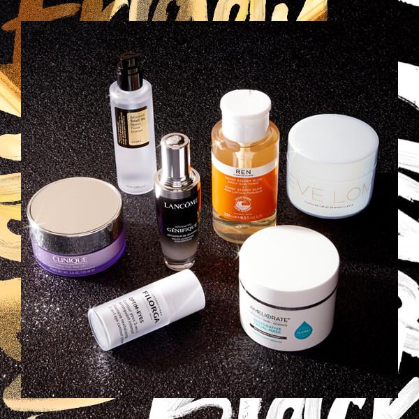 Até -50% em Skincare