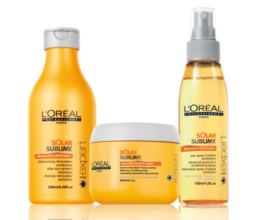L'Oreal Serie Expert Sun Protection for Hair