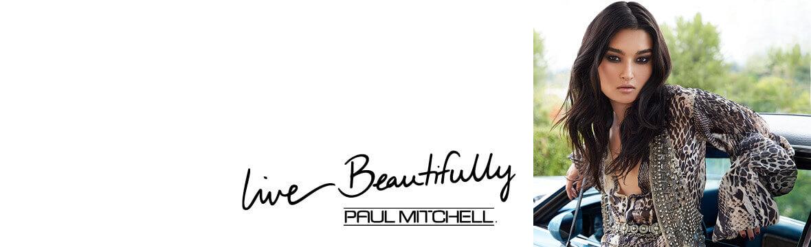 Vezi aici gama noastră Paul Mitchell