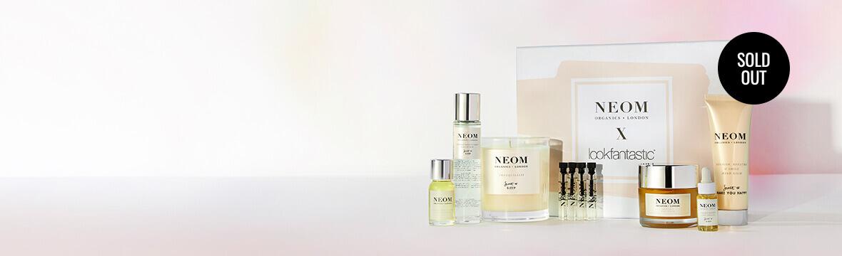 Lookfantastic x NEOM Beauty Box