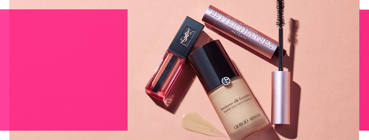Get your beauty fix this season with the best beauty brands here on lookfantastic.