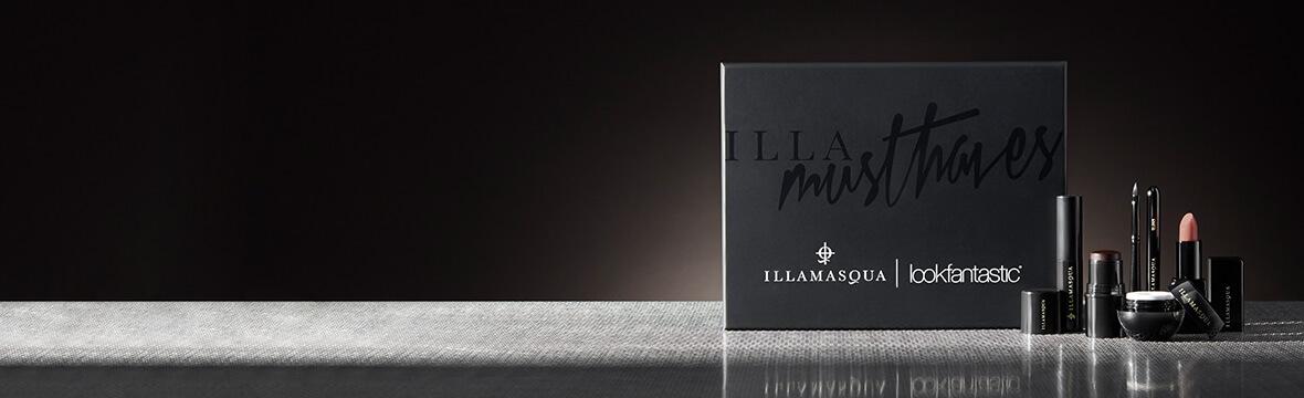<font size=6>Illamasqua Limited Edition</font>
