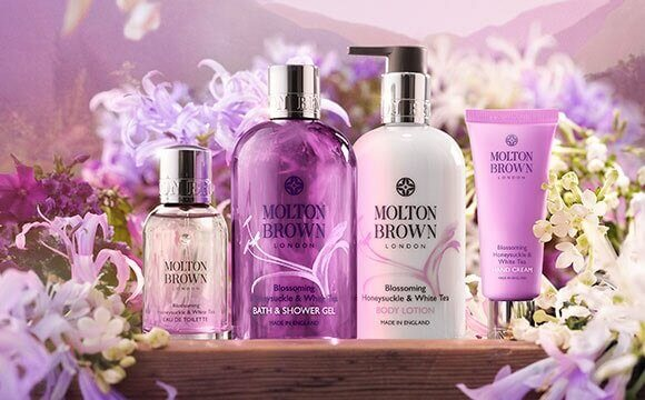 Brand Focus: Molton Brown