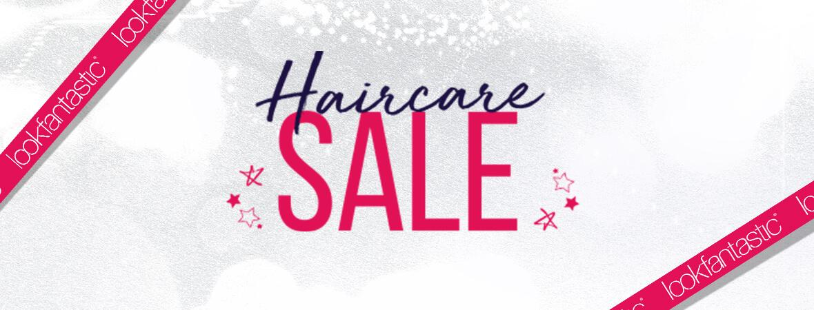 Haircare sale