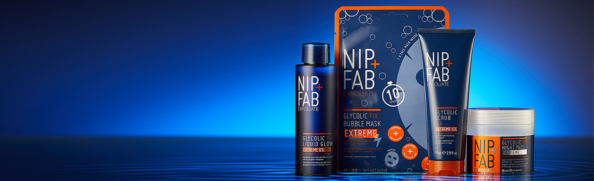 Shop All NIP+FAB Skincare and Cosmetics