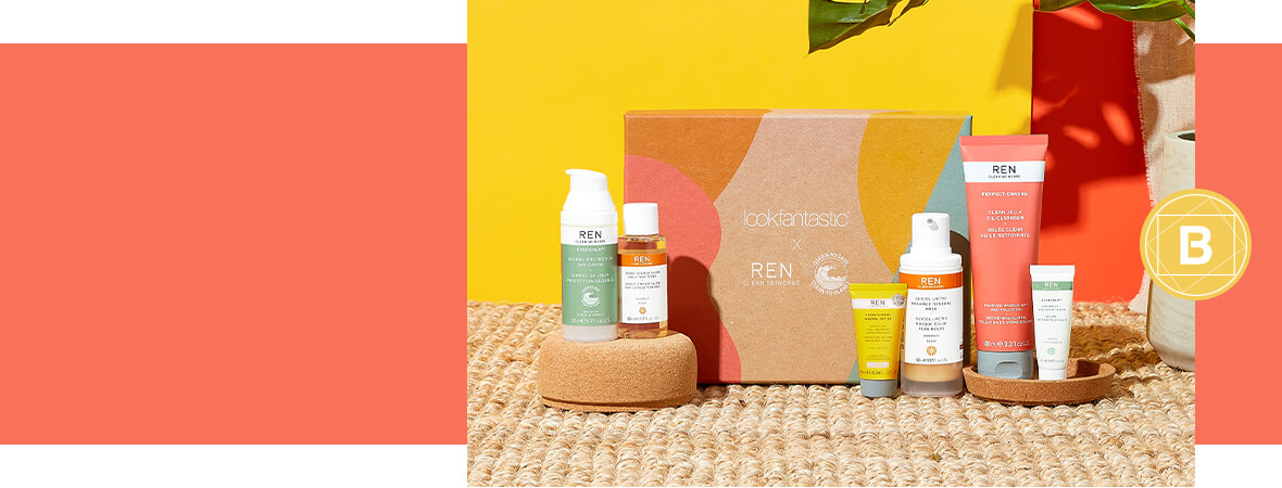 REN Clean Skincare Limited Edition Beauty Box - Worth over $160, get yours for just $55!