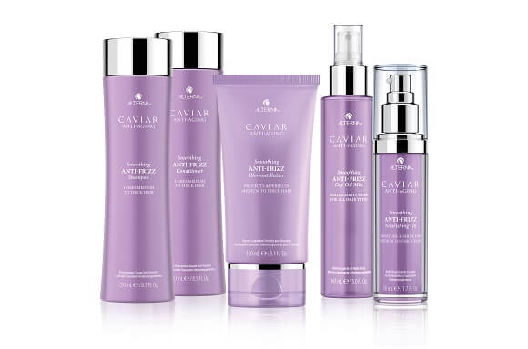 Smoothing Anti-Frizz Collection