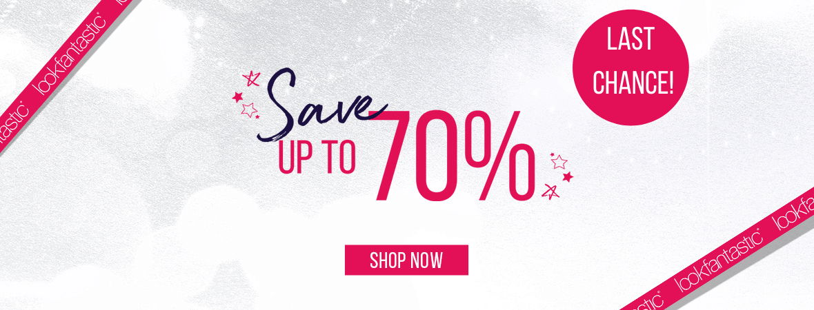 Winter Sale - Last chance to save up to 70% off your purchase!