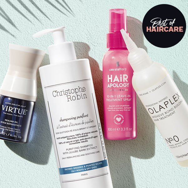 Achieve that 'just left the salon' look with haircare products designed to give you glossy locks every time!