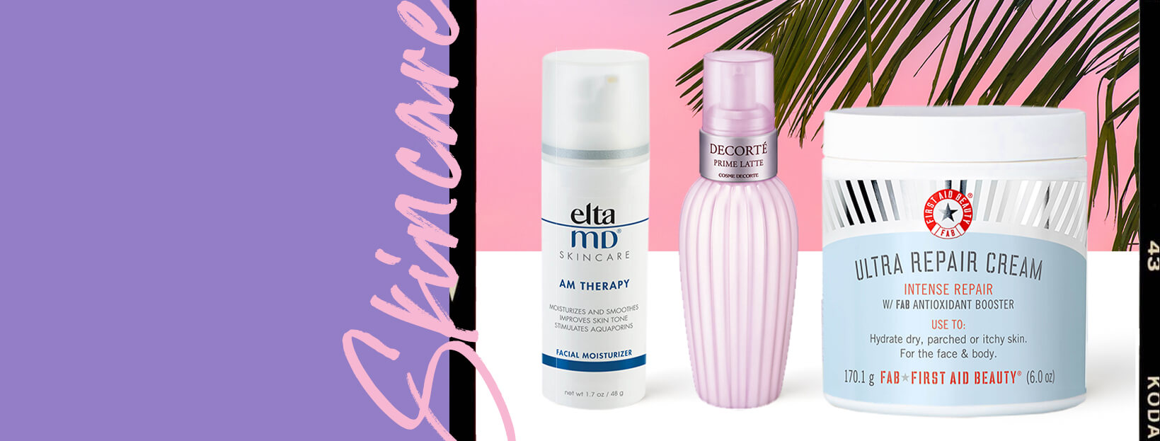 Get your skin prepped for summer with Lookfantastic's extensive range of products for all skin types!