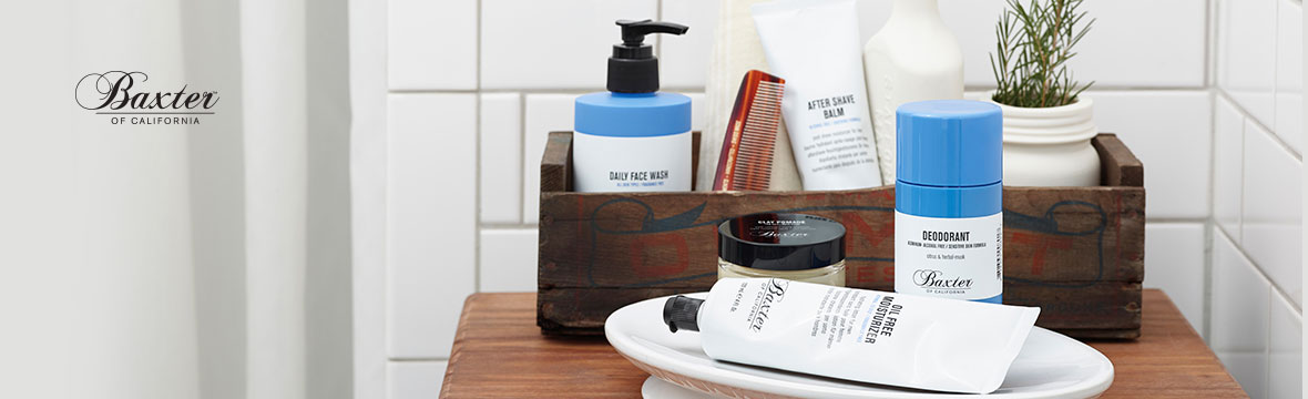 Shop All Baxter Of California Men's Grooming Products