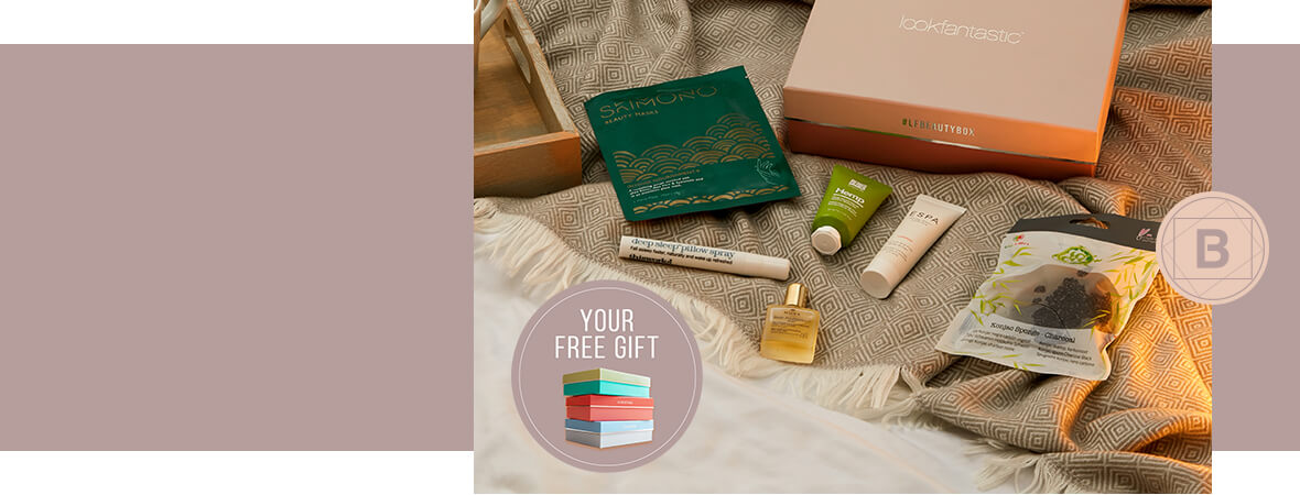 Escape the everyday with our November Hygge Edition Beauty Box. 6 luxurious beauty treats from brands such as <b>This Works, ESPA and Nuxe</b> to help you unwind and relax.<br><br><b>PLUS</b> subscribe today for 6 or 12 months and receive a <b>FREE mystery Beauty Box!</b>