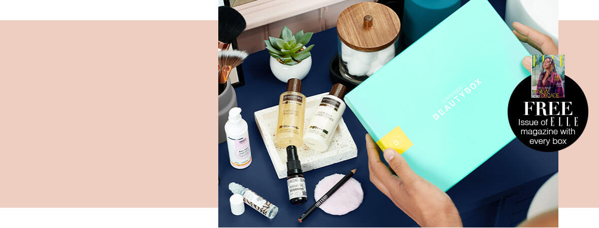 The lookfantastic <b>January Revive Box Edition Beauty Box</b> leaves no room for the January Blues!<br><br>Expertly curated with 7 beauty treats from brands such as <b>Lord & Berry</b> and <b>Ecooking</b>, this box will leave you feeling revitalized.