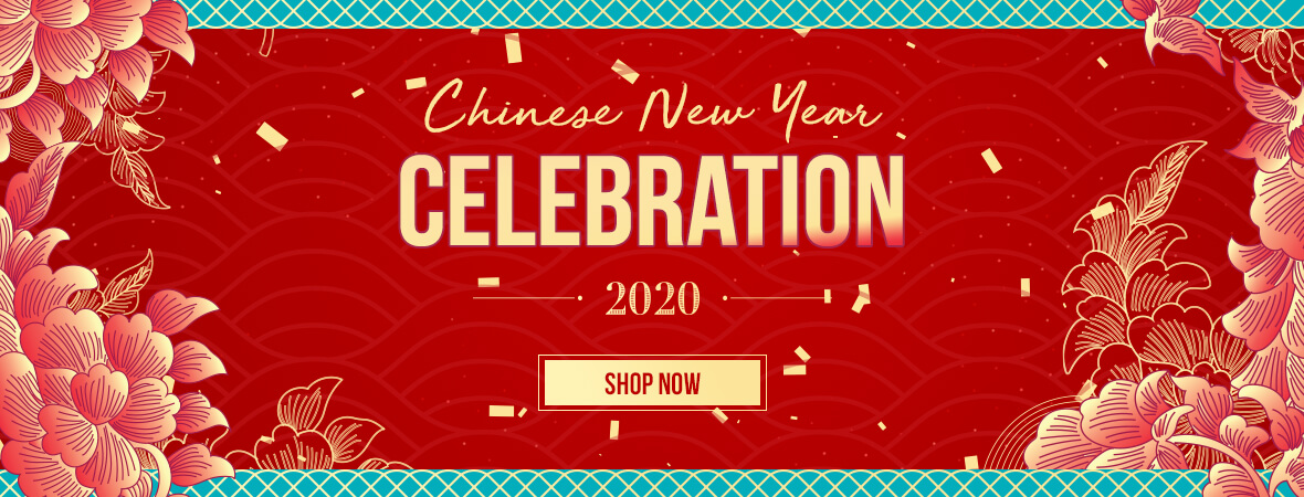 Shop the 2020 Chinese New Years Celebration!