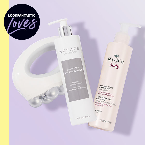 Keep your body healthy, happy, and hydrated with the ultimate bodycare range at LOOKFANTASTIC.