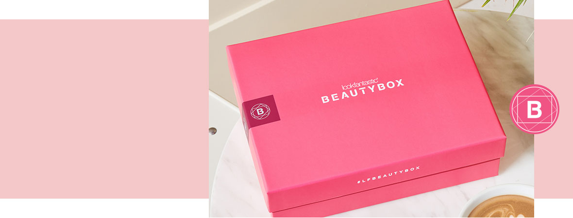 The lookfantastic <b>February Amour Edition Beauty Box</b> is here!<br><br>Treat the ones you love the most this Valentine's Day! <b>To me, from me.</b>