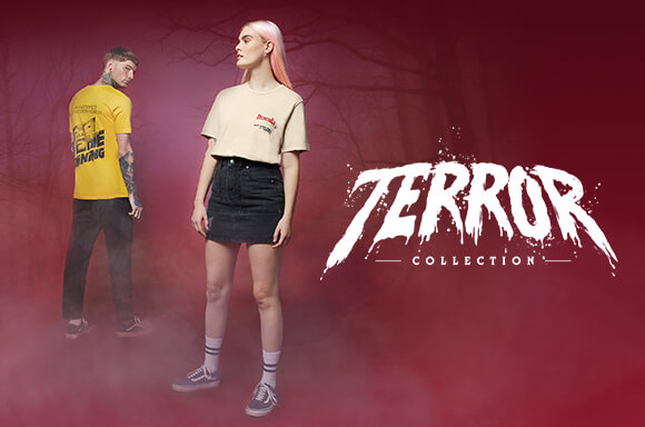 TERROR CLOTHING<br>COLLECTION