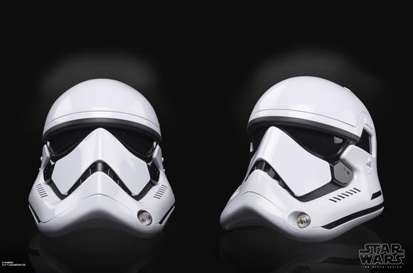 Hasbro Black Series Stormtrooper Helmet!