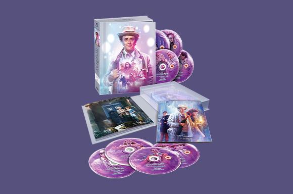 Doctor Who - The Collection - Season 24!