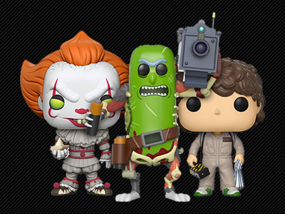 Great offer on all our in stock Pop! Vinyl