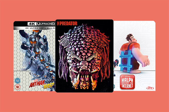 STEELBOOK FLASH SALE