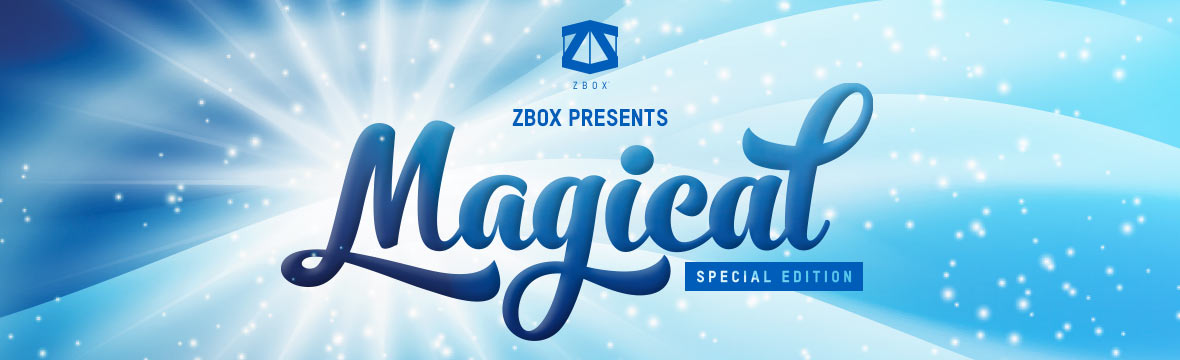 MAGICAL SPECIAL EDITION ZBOX