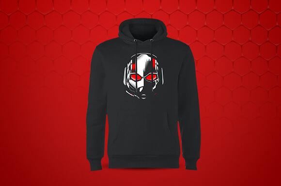 ANT-MAN AND THE WASP MASK HOODIE