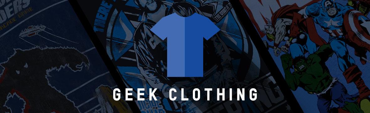 GEEK CLOTHING
