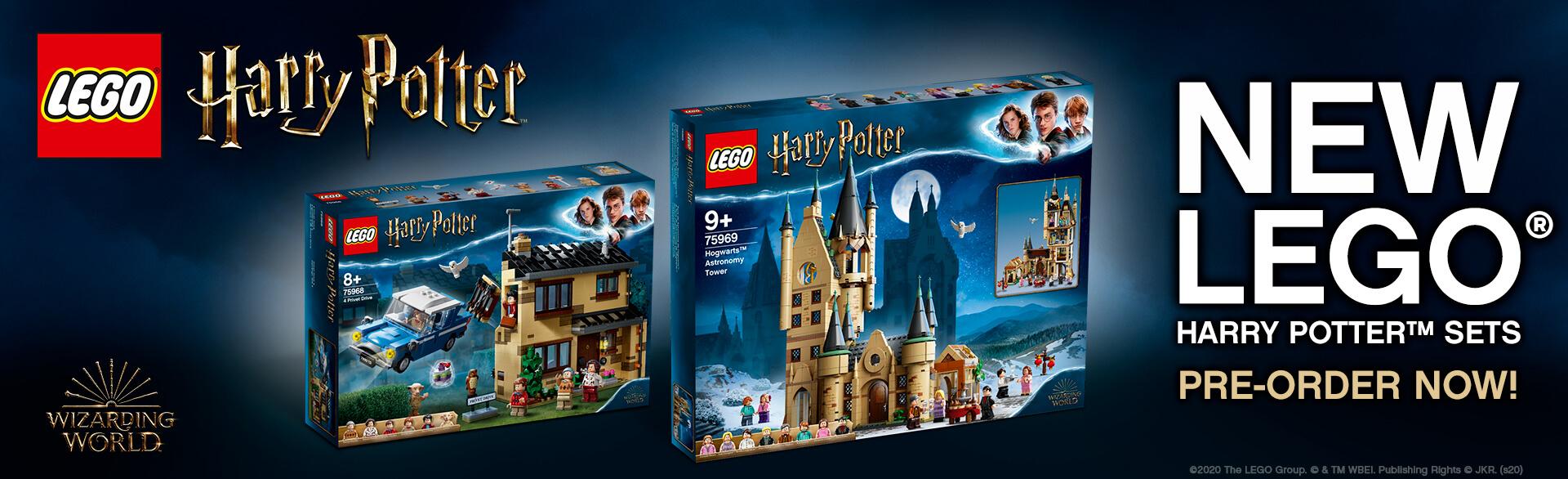 哈利波特系列 乐高LEGO