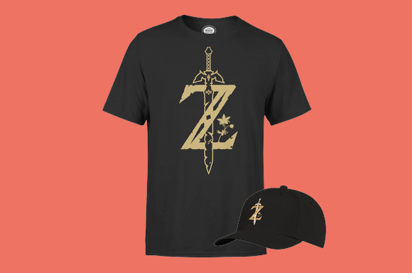 Cap & Tee for only £12.99