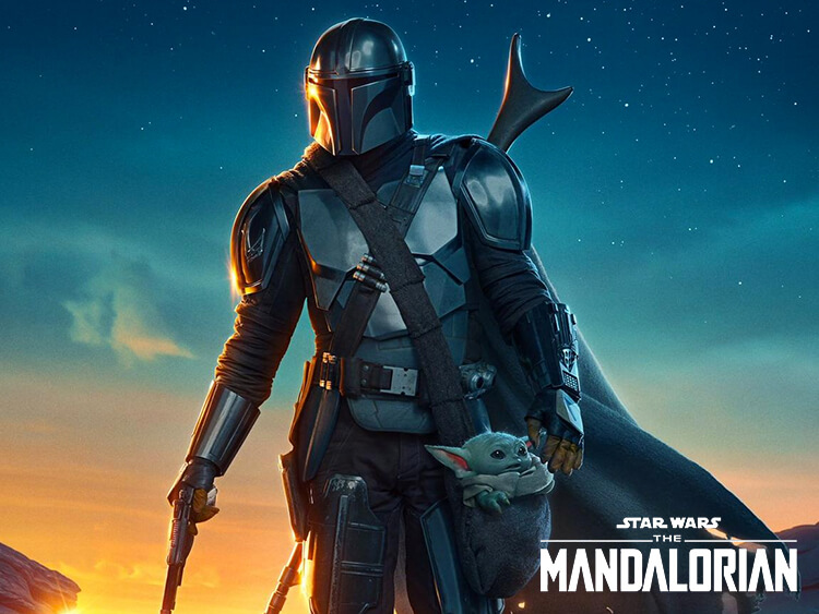 THE MANDALORIAN PAGE BANNER