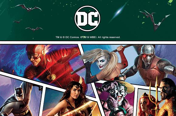 DC COMICS MULTI-KAUF
