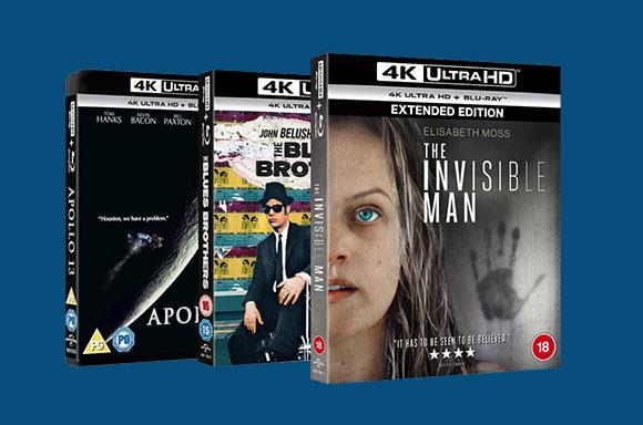 Product Image 4K UHD Preissturz - Je nur 10,99€ + gratis Versand