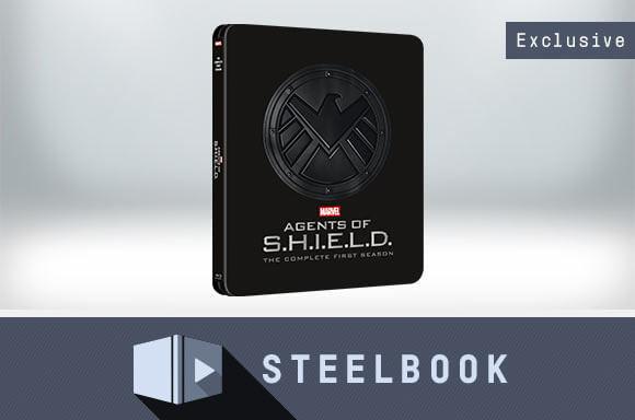 MARVEL AGENTS OF S.H.I.E.L.D DIE KOMPLETTE ERSTE STAFFEL