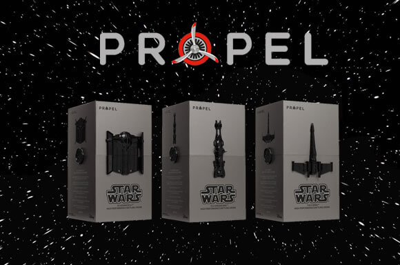 PROPEL STAR WARS COLLECTOR'S EDITION DRONEN