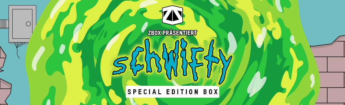 SCHWIFTY SPECIAL BOX 2017