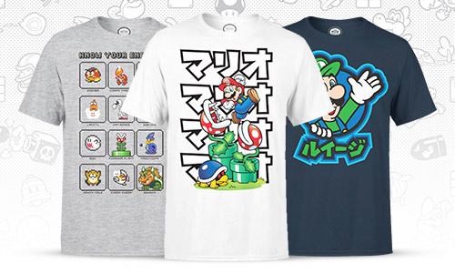 Nintendo® T-Shirts